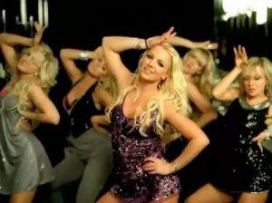 Britney Spears - Piece of Me - teledysk