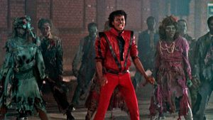Thriller Michaela Jacksona recenzja teledysku