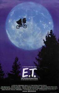 ranking muzyki filmowej - E.T.
