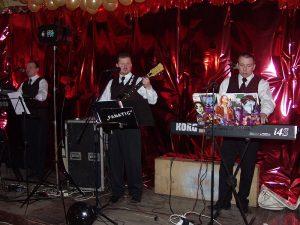 Zespoły disco polo - Fanatic, fot. FxJ, 2007 r.