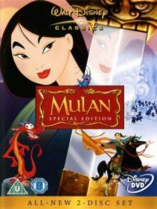 Piosenki z bajek Disneya - Mulan