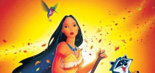 To 10 piosenki z bajek - Pocahontas