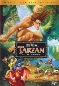Piosenki z filmów - Tarzan
