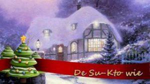 Świąteczne piosenki - Kto wie, czy za rogiem nie stoją anioł z Bogiem