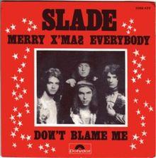 Piosenki na Boże Narodzenie - Merry Christmas Everybody