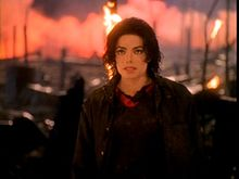 Michael Jackson wideoklipy - Earth Song
