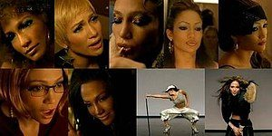 Jennifer Lopez teledyski - Get Right