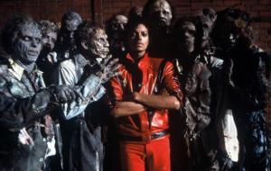 Top 10 - teledyski Michaela Jacksona - Thriller