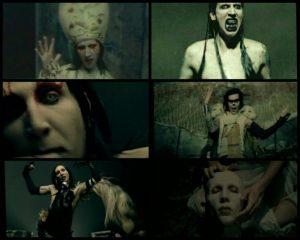 Marilyn Manson dyskografia Disposable Teens