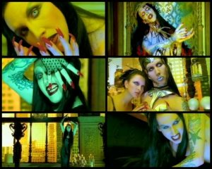 Marilyna Manson - Long Hard Road Out of Hell