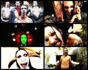 Marilyn Manson rock teledyski - Sweet Dreams