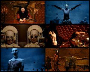 Marilyn Manson teledyski - The Nobodies